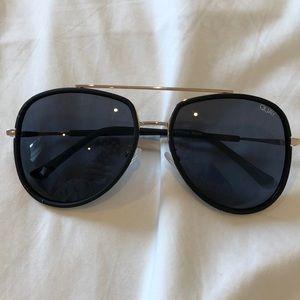 Quay *Needing Fame* Sunglasses